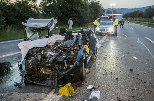 46-Jähriger lebensgefährlich verletzt