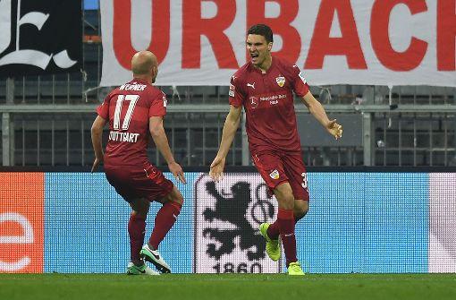 Kaminskis Tor rettet den VfB bei 1860 München