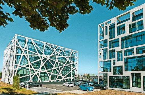 Architektur Fassade spektakuläre architektur heilbronn baut sich ein neues image