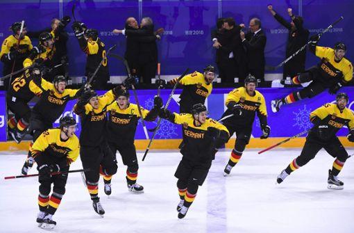 Wie bei den Eurosport-Kommentatoren alle Dämme brachen