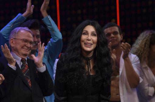 Popdiva gibt Konzerte in Deutschland