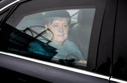 Diese Woche entscheidet über Angela Merkels Zukunft