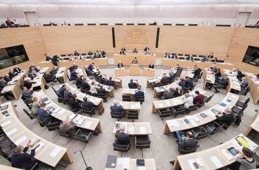 CDU sucht einen Landtagsvizepräsidenten