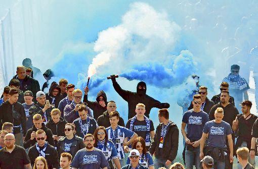 SPD will Klubs für Polizeieinsatz zahlen lassen