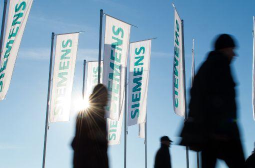 Siemens streicht weniger Stellen als angekündigt