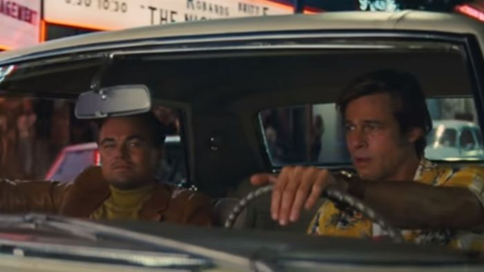 "Trailer zu ""Once upon a Time in Hollywood"" online"