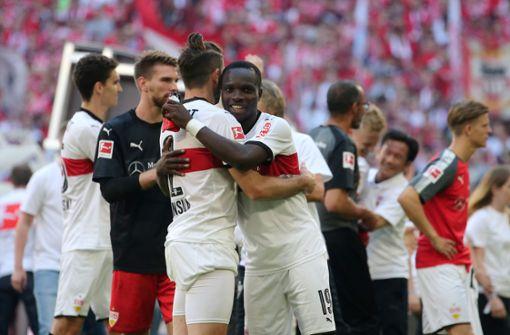 So verabschieden sich die VfB-Stars von den Anhängern