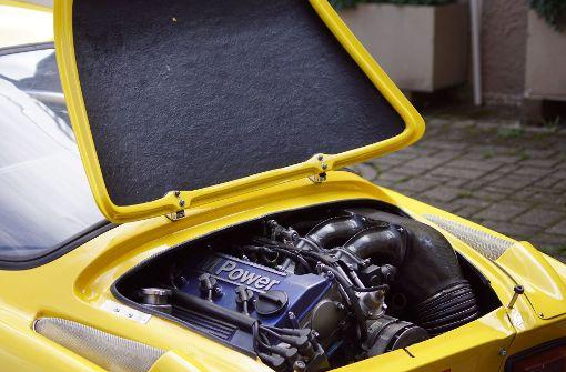 """Die Autos haben ordentlich """"Power"""" unter der Haube. Foto: SDMG"""
