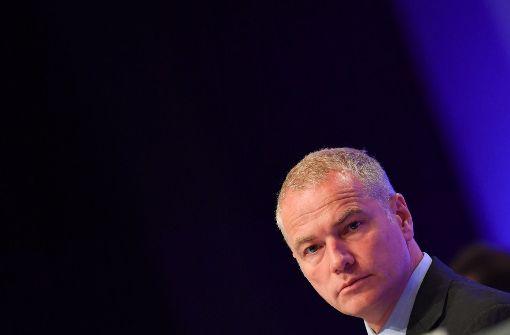 Ermittlungen gegen Börsenchef Kengeter gehen weiter