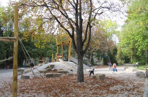 Sanierter Spielplatz wird eröffnet