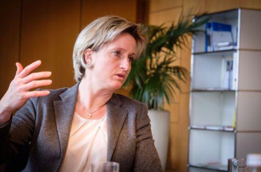 Hoffmeister-Kraut: Grünen müssen sich endlich mal bewegen
