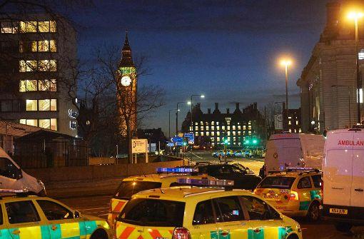 Angreifer tötet bei Attacke drei Menschen