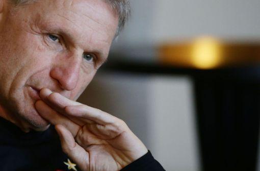 """Michael Reschke: """"Ich muss meine Entscheidungen kritisch hinterfragen"""""""