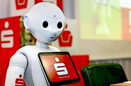 Roboter erobern die Finanzwelt