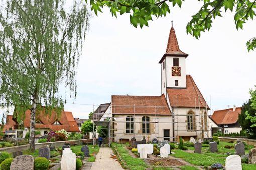 Ziegelpaten für Christuskirche gesucht