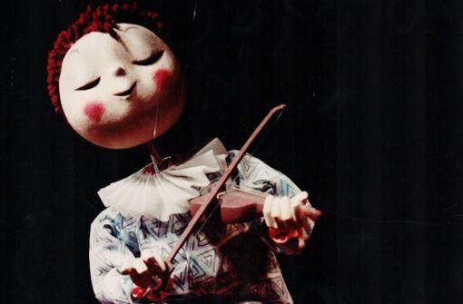 Virtuosen an Fäden
