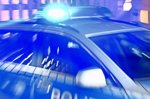 Die Polizei sucht Zeugen des Vorfalls auf der A8 am Freitagnachmittag (Symbolbild) Foto: dpa