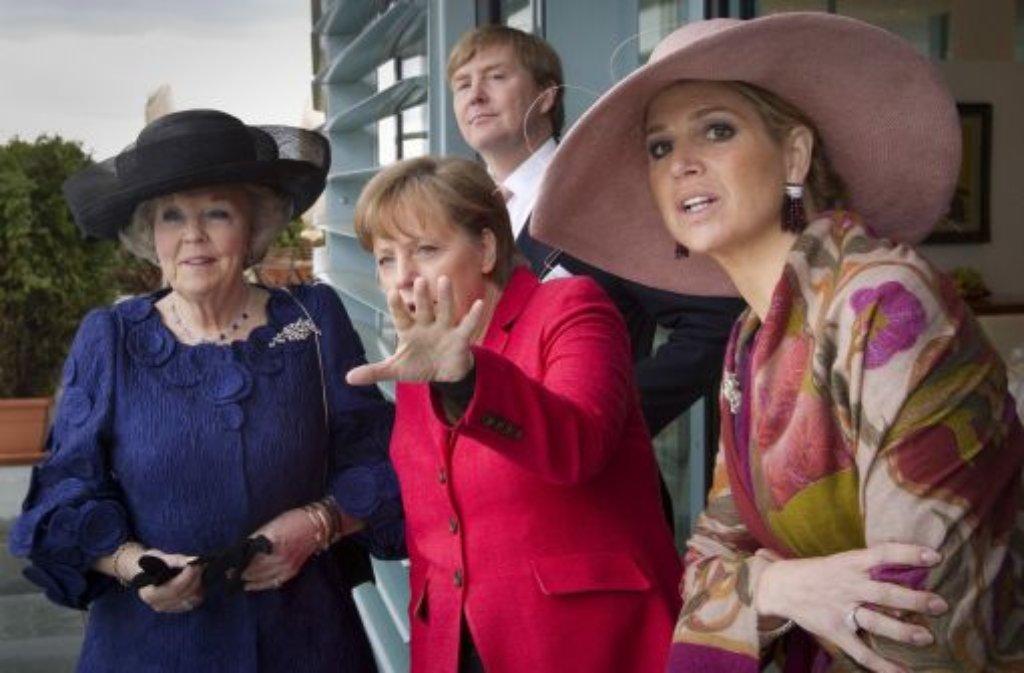 Keine In Europas Hochadel Lacht So Schön Wie Sie Máxima Der