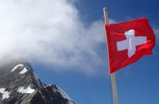 Achtung, die Schweizer kommen