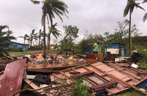 Zahl der Toten auf Fidschi-Inseln steigt