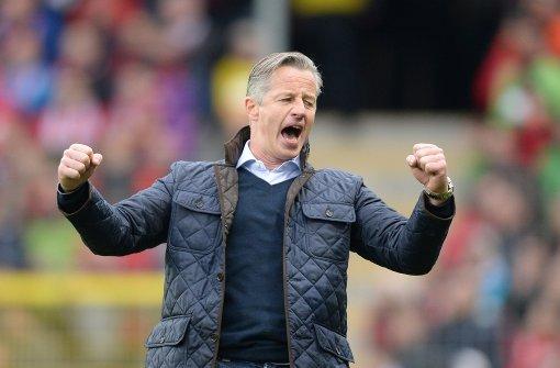 Bald Cheftrainer bei Union Berlin