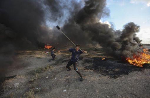 Hamas akzeptiert nach heftigen Angriffen durch Israel Waffenruhe