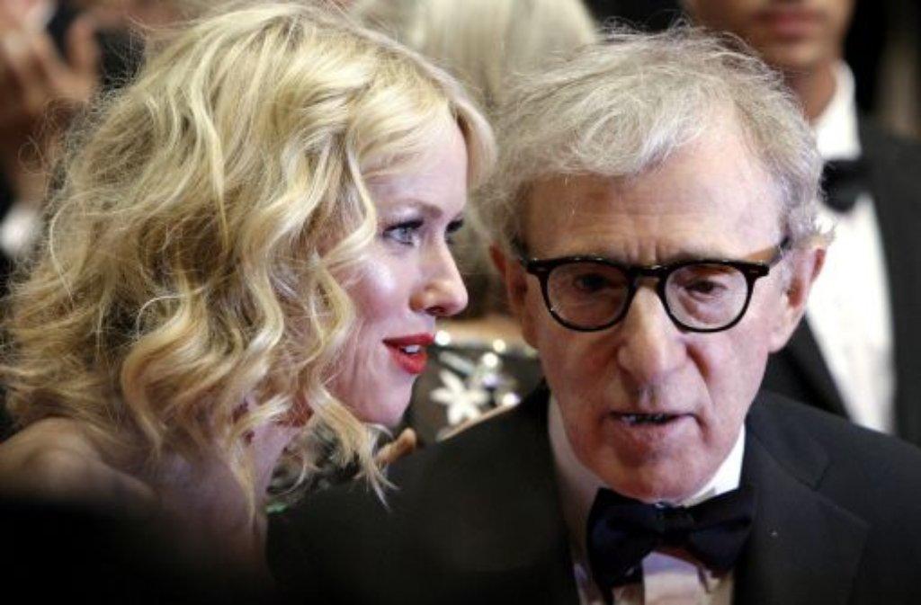 Von Naomi Watts Bis Julia Roberts Woody Allen Hat Sie Alle Gehabt