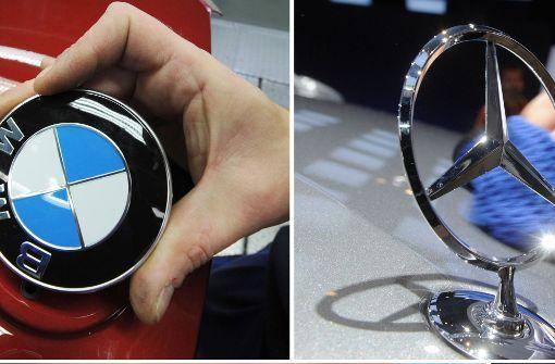 BMW setzt offenbar Kooperationsgespräche mit Daimler aus
