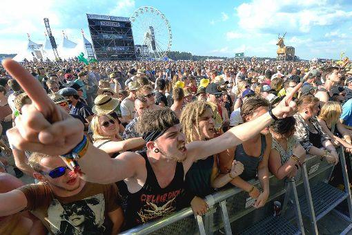 Musik: 140 000 Besucher feiern friedlich bei