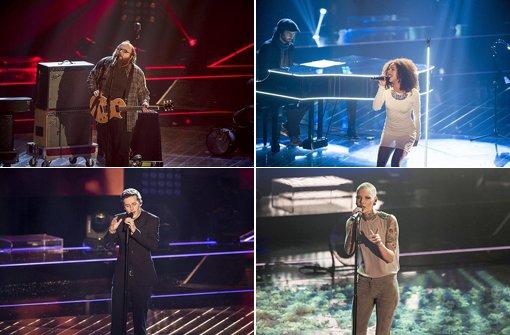 The Voice geht in die letzte Runde