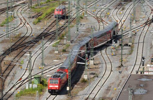 Zahlreiche Zugausfälle auch in der Region Stuttgart