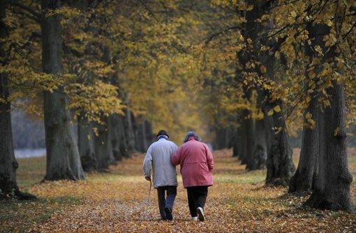 Frauen in Stuttgart werden am ältesten