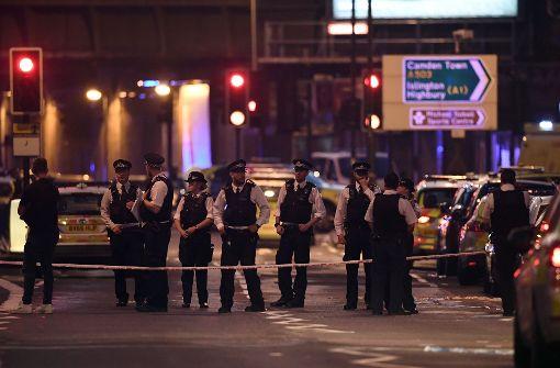 Anti-Terror-Ermittlungen nach tödlichem Zwischenfall