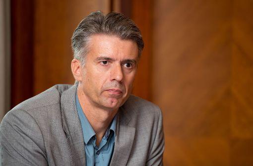 Marc Jongen will für AfD-Landesvorsitz kandidieren