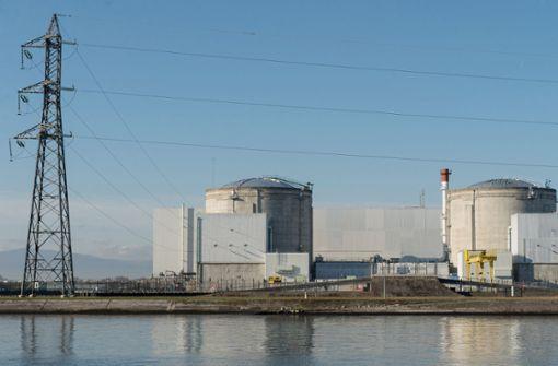 Reaktor von Atomkraftwerk Fessenheim vorläufig vom Netz