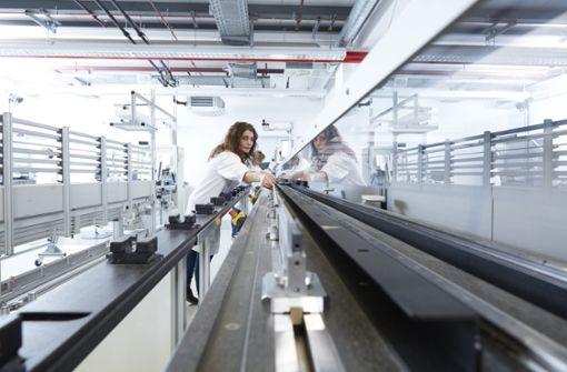 Sensorenhersteller Balluff erzielt Rekordwachstum