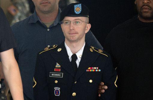 Strafnachlass für Chelsea Manning