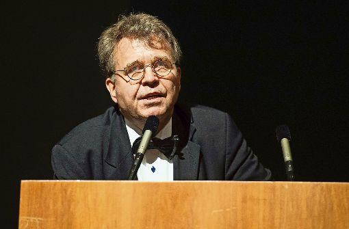 Sein Verhältnis zu AfD-Fraktionschef Jörg Meuthen gilt als zerrüttet: Heinrich Fiechtner. Foto: dpa