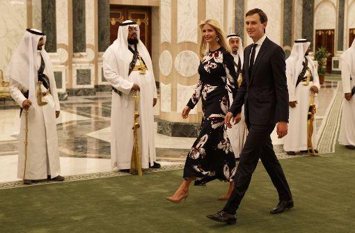 Großes Aufsehen um Melania und Ivanka Trump
