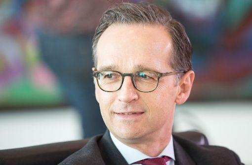 Richterbund kritisiert Maas' Gesetzentwurf