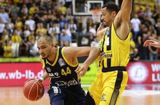 Deutliche Niederlage gegen ALBA Berlin
