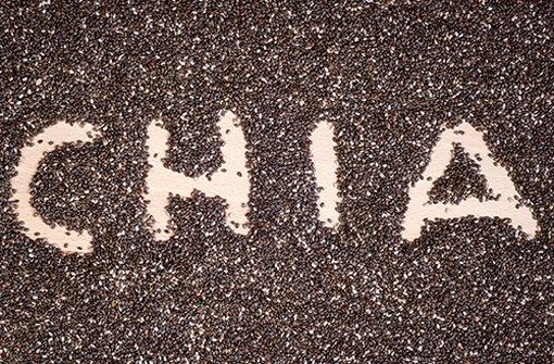 Chia-Samen sorgen für Ausdauer