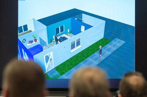 Der Tatort in 3-D