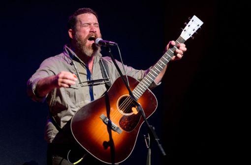 Chuck Ragan beim Konzert in der Stuttgarter Liederhalle Foto: Oliver Willikonsky/Lichtgut