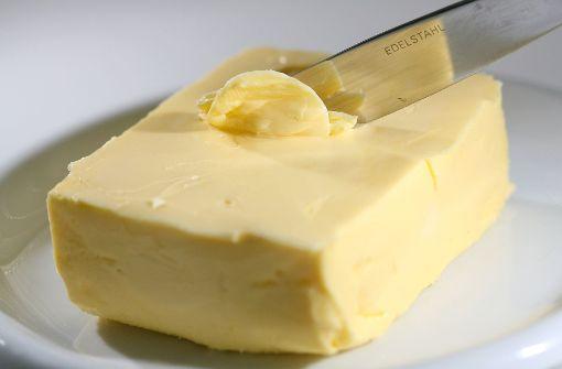 Noch nie war die Butter so teuer