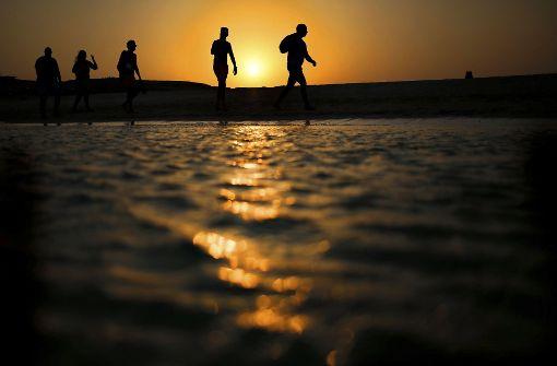 Tödliche Attacke am Strand von Hurghada