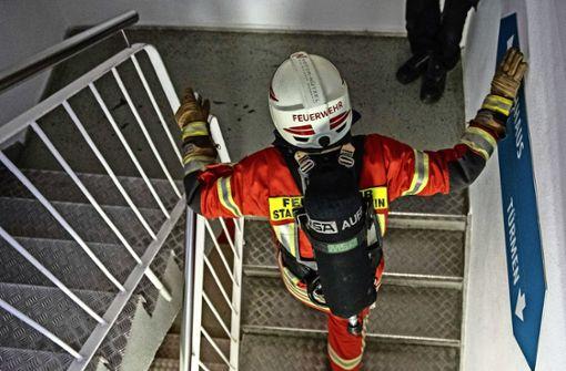 können Mädchen Feuerwehrleute sein
