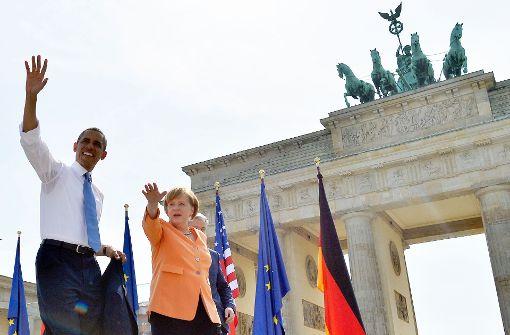 Obama kommt: Von Berlin nach Baden-Baden