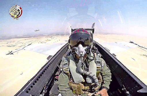 Ägypten reagiert hilflos auf den Terror
