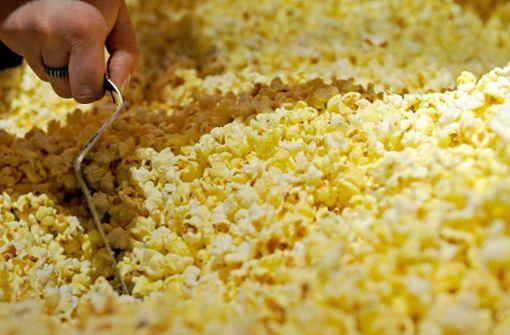 Warnung vor Popcorn-Mais